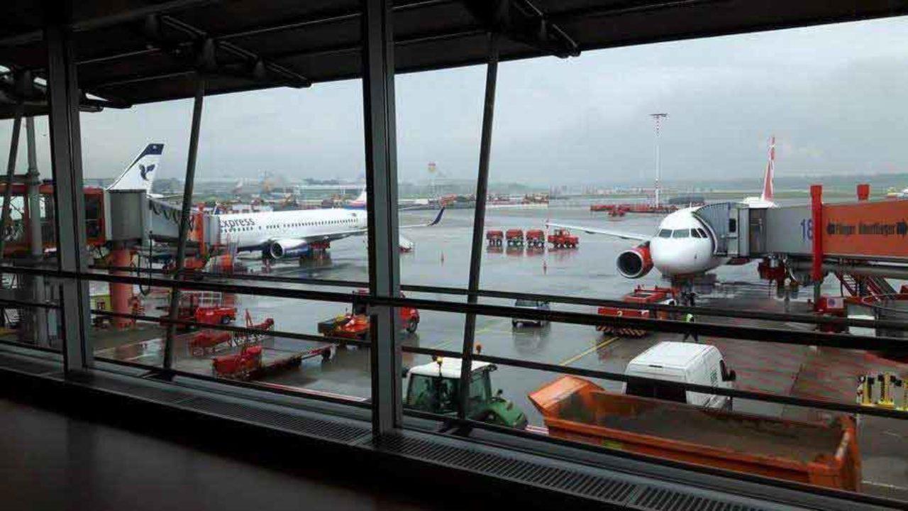transfer vom airport in die stadt - städtereise budapest