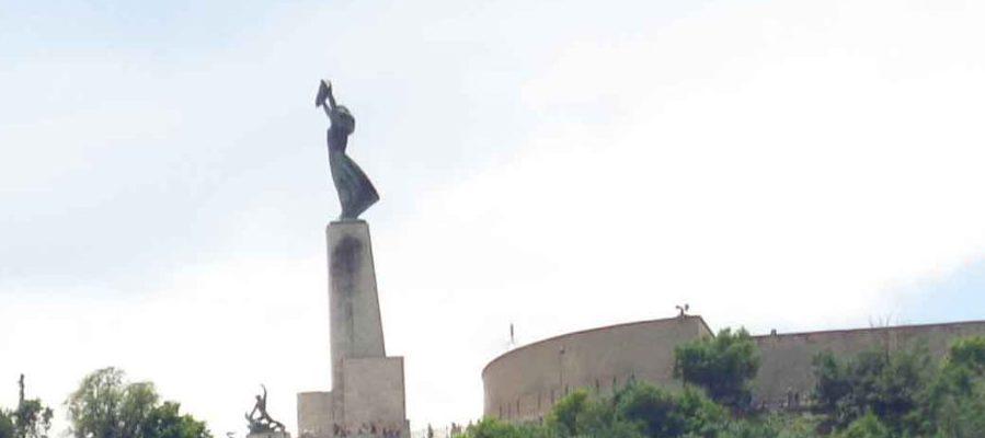 Budapester Freiheitsstatue